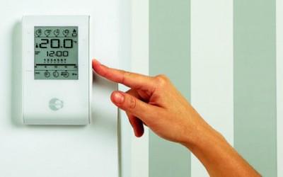 Sistema de zonas mediante termostatos de zona Ferco